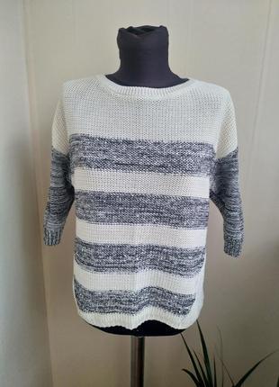 Стильный свитерок george