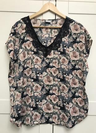 Эффектная блузка
