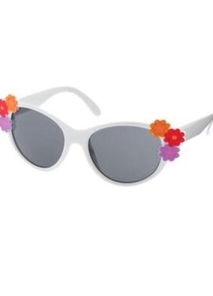 Дитячі сонячні окуляри джимборі gymboree на 4-8 років. детские солнцезащитные очки