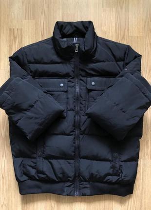Мужская пуховая куртка tommy hilfiger