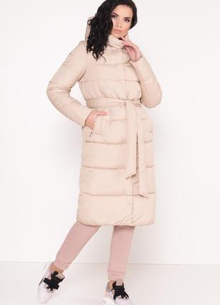 Распродажа зимней одежды!!! удлинённый зимний пуховик *!качество одежды на высоте!*