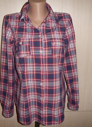 Рубашка tcm р.42(48) блуза