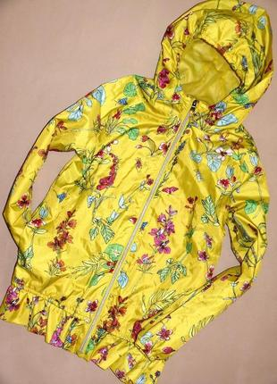 Куртка-ветровка 11лет