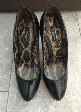 Dolce&gabbana туфли
