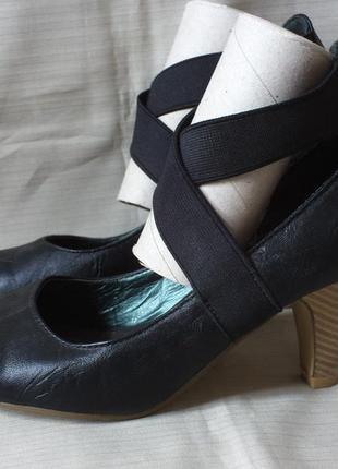 Женские туфли jumelles 36 р.