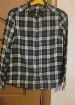 Рубашка massimo dutti размер xs-s