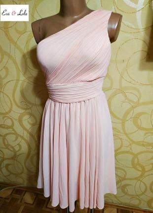 Вечернее платье eva & lola. супер нежное и красивое