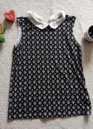 Блузка pimkie з візерунком нарядна
