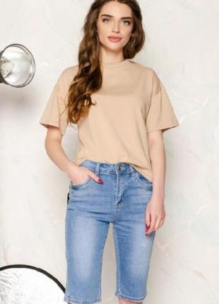 Германия,новые!шикарные,моднявые,джинсовые шорты,бриджи,капри,длинные шорты,стрейч