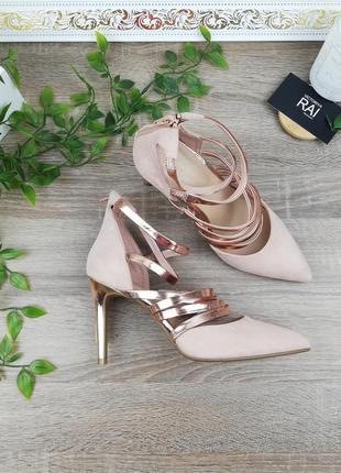 🌿38🌿европа🇪🇺 marks&spenser. красивые туфли лодочки