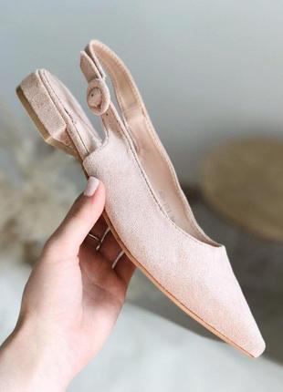 Туфли ( мюли )