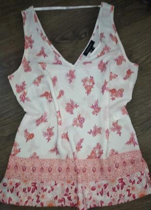 Легкая струящаяся блуза atmsphere