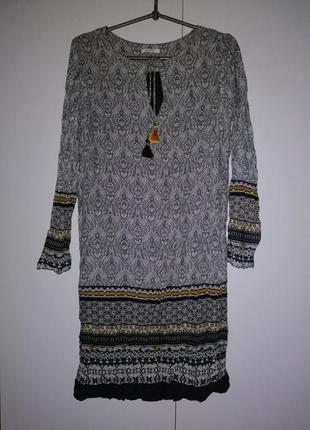 Платье promod, стиль бохо