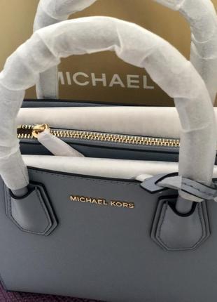 Сумка michael kors mercer medium оригинал2 фото