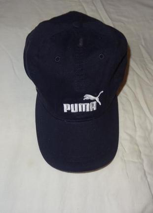 Кепка puma бейсболк оригинал