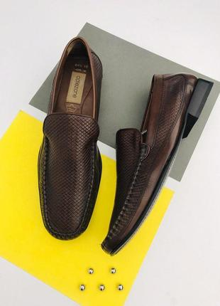 Кожаные туфли collezione {inspired by italy}