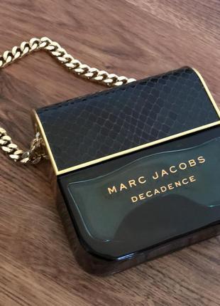 Парфюм marc jacobs — decadence (100 мл.)