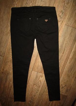 Зауженные джинсы брюки р-р 30-12 сост новых  clockhouse