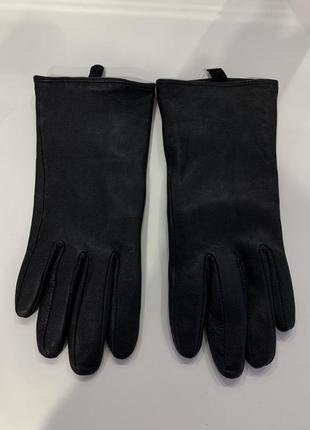 Перчатки hema натуральная кожа размер м 6-7