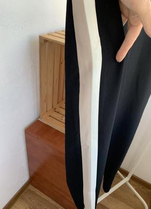 Штаны брюки с лампасами