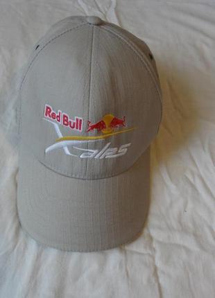 Red bull бейсболка кепка flexfit