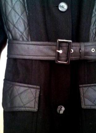 Новое пальто с подкладкой (весна) 42-44 размер