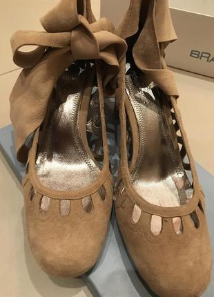 Туфли летние braska