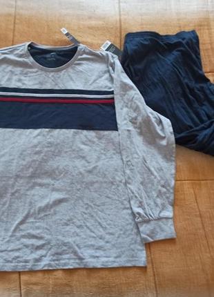 Домашний  спортивный костюм пижама реглан и штаны livergy