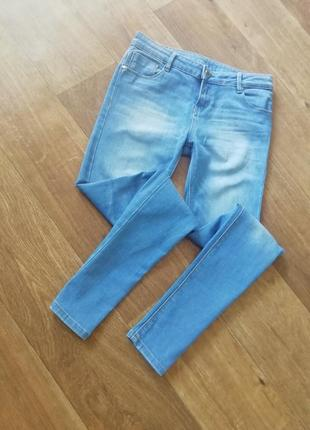 Зауженные джинсы, скинни, брюки, узкачи