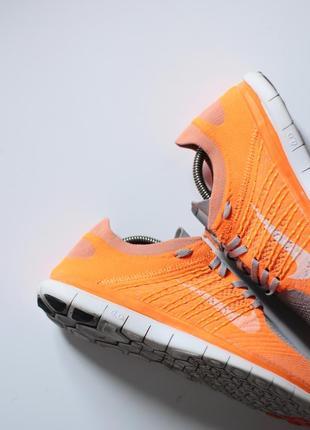 Nike flyknit free 4.0 кроссовки мужские найк