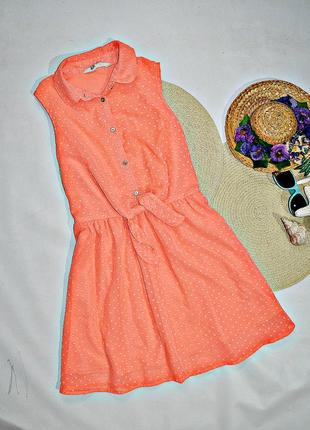 Нарядное шифоновое платье