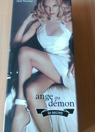 Givenchy ange ou demon le secret 100 ml ( made in france)