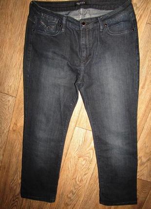Стильные джинсы р-р хл-14 стрейч бренд gucci