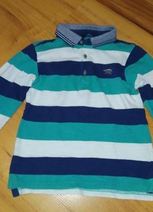 Рубашка реглан на 4-5 лет