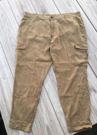 Стильные актуальные штаны брюки тренд yessica zara h&m