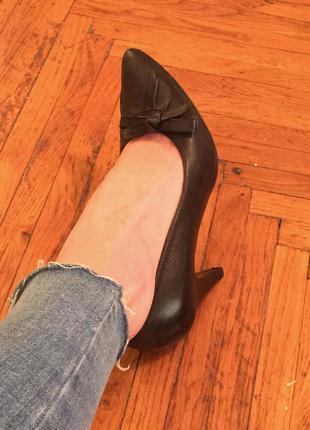 Удобные туфли - элегантная классика