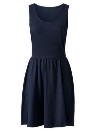 Хлопковый сарафан платье esmara s 36 /38