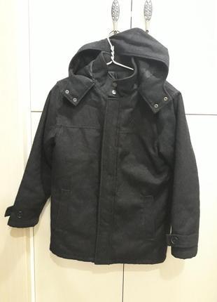 Пальто осеннее (шерсть) 140 р