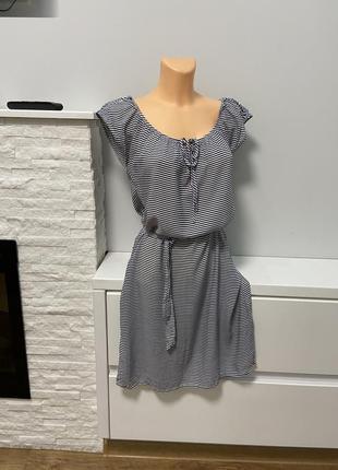 Плаття полоска