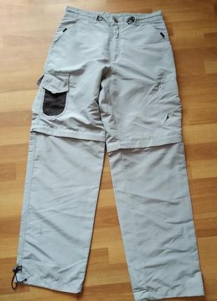 Чоловічі штани брюки трасформери