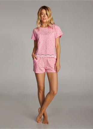 Пижама женская lnp 293/001