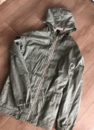 Куртка ветровка батал