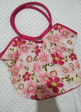 Пляжная сумка от mary kay