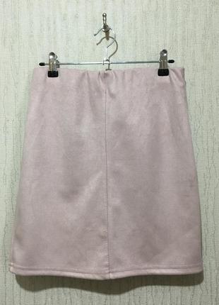 Крута спідниця юбка міні zebra