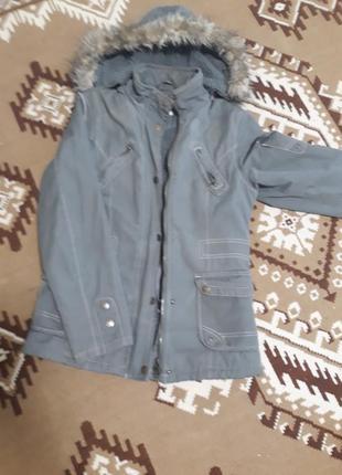 Модна демисезонна куртка
