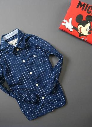 Рубашка 3-4р  h&m