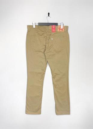Levis 511 гарні штани джинси з гладкого матеріалу, 511 серія
