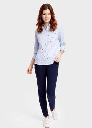 Нові жіночі сорочки оверсайз ostin