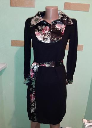 Брендовое нарядное платье
