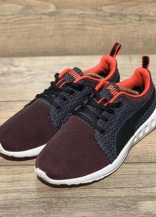 Оригинальные кроссовки для бега puma carson runner knit